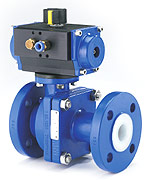 technova butterfly valves